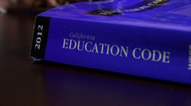 FAIR Ed Act makes the California Education Code