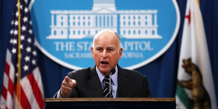 Governor Brown signs FAIR Education Act