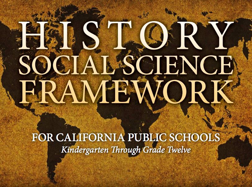 California History-Social Science Framework updated