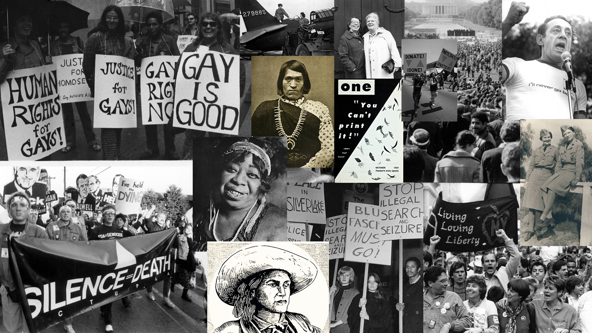 Teaching LGBTQ History